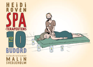 Spaterapeutens 10 budord